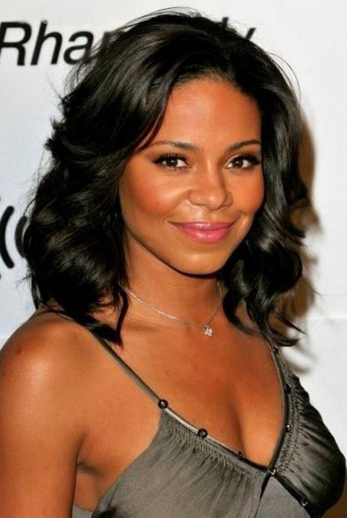 African American Wedding Hairstyle Medium Length Hair Styles Medium Hair Styles Hair Styles