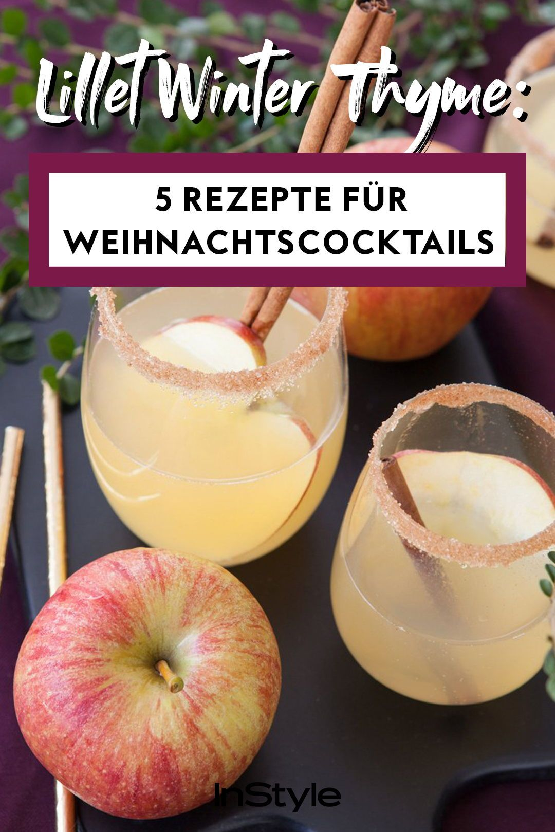 Photo of Instead of mulled wine: These 5 Christmas cocktails are a trend this winter