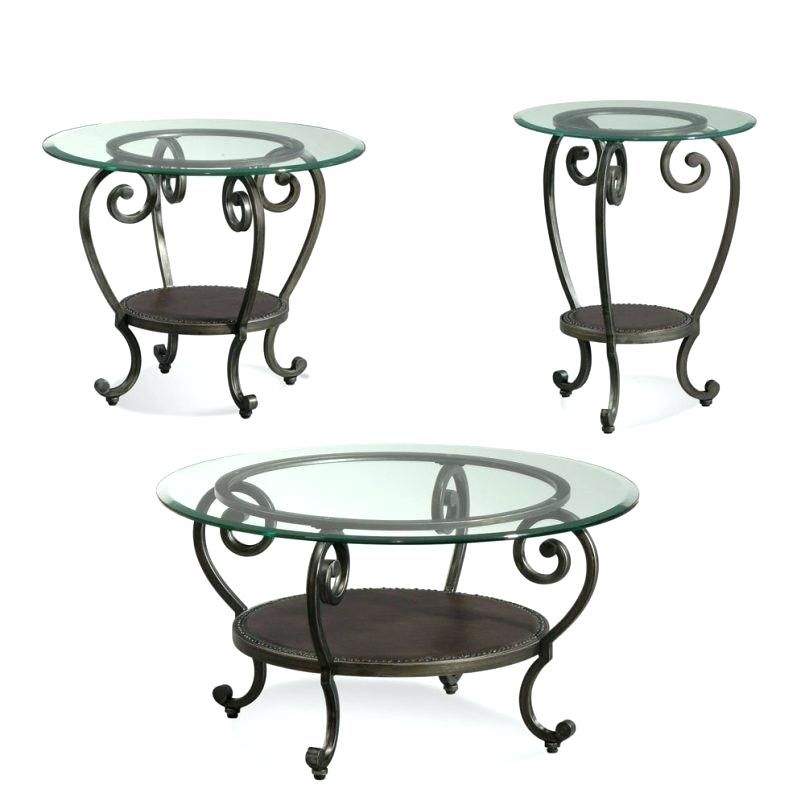 Image Result For Black Wrought Iron End Tables