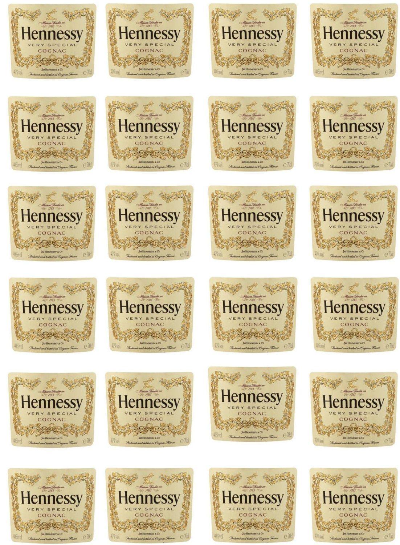 Hennessy | Bottle | Edible Image | Labels | Shore Cake