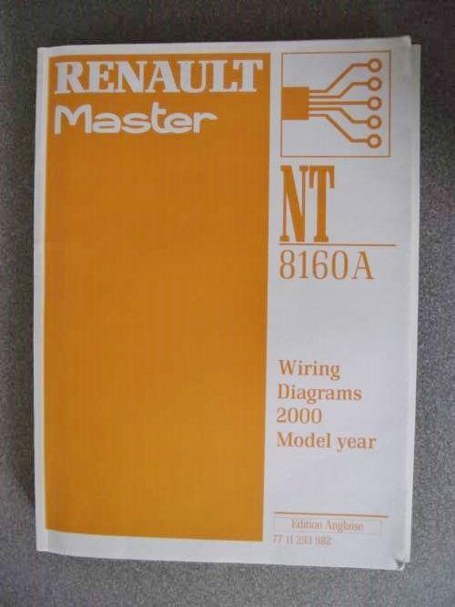 renault master wiring diagrams manual 2000 7711293982 nt8160a briggs stratton engine wiring diagram renault master wiring diagrams manual 2000 7711293982 nt8160a