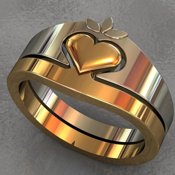 titanium item wedding claddagh steel women traditional ring symbol irish bands of s heart love give my