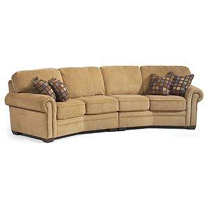 Flexsteel Harrison Conversation Sofa