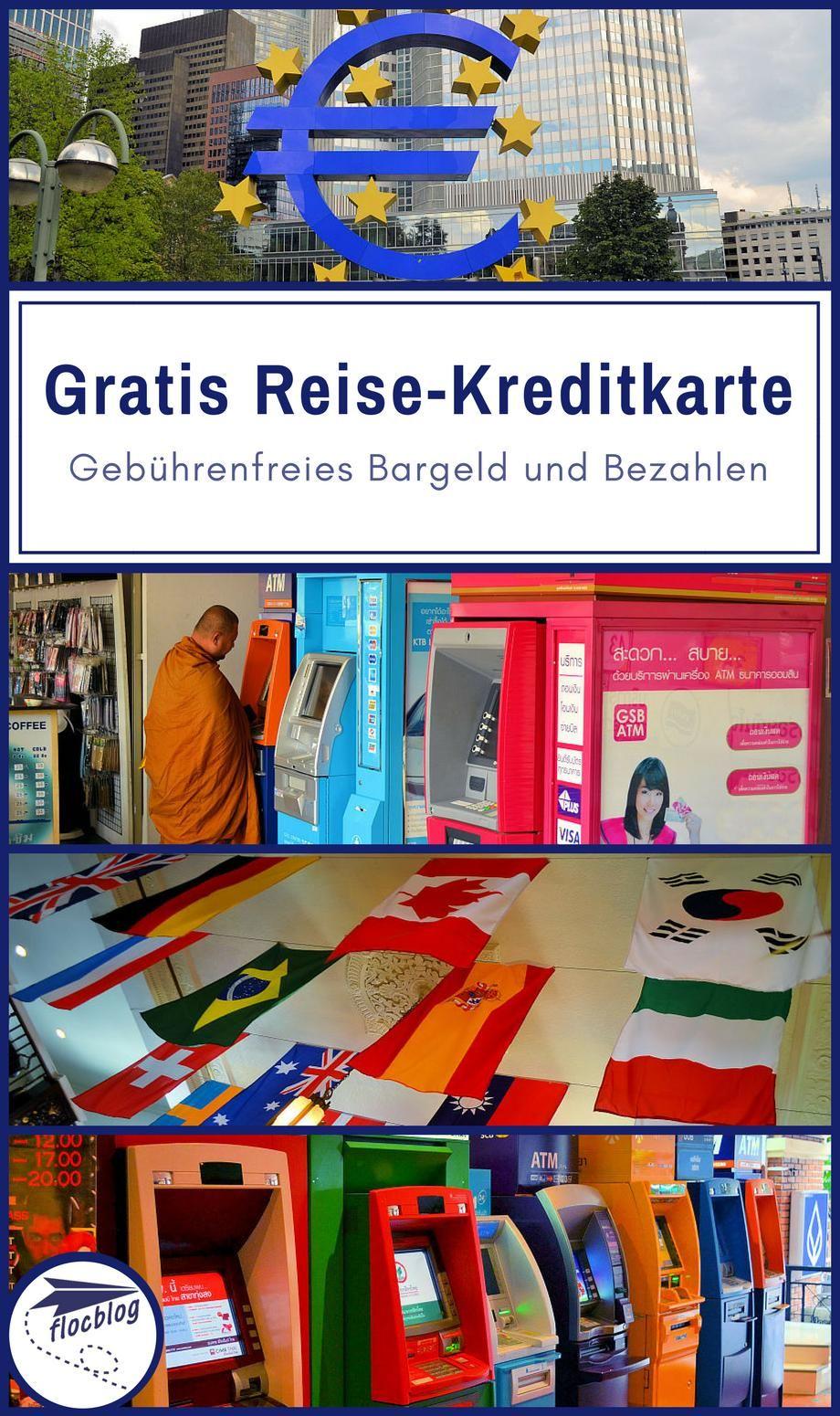 Kreditkarten Vergleich Ausland