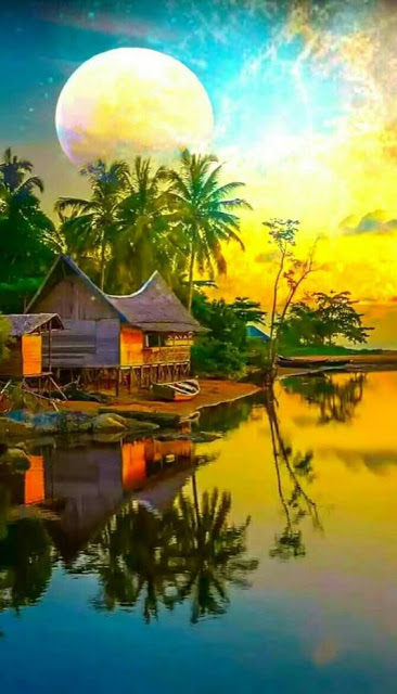 Top 70 Best Mobile Pictures And Images Beautiful Nature Wallpaper Beautiful Paintings Landscape Paintings