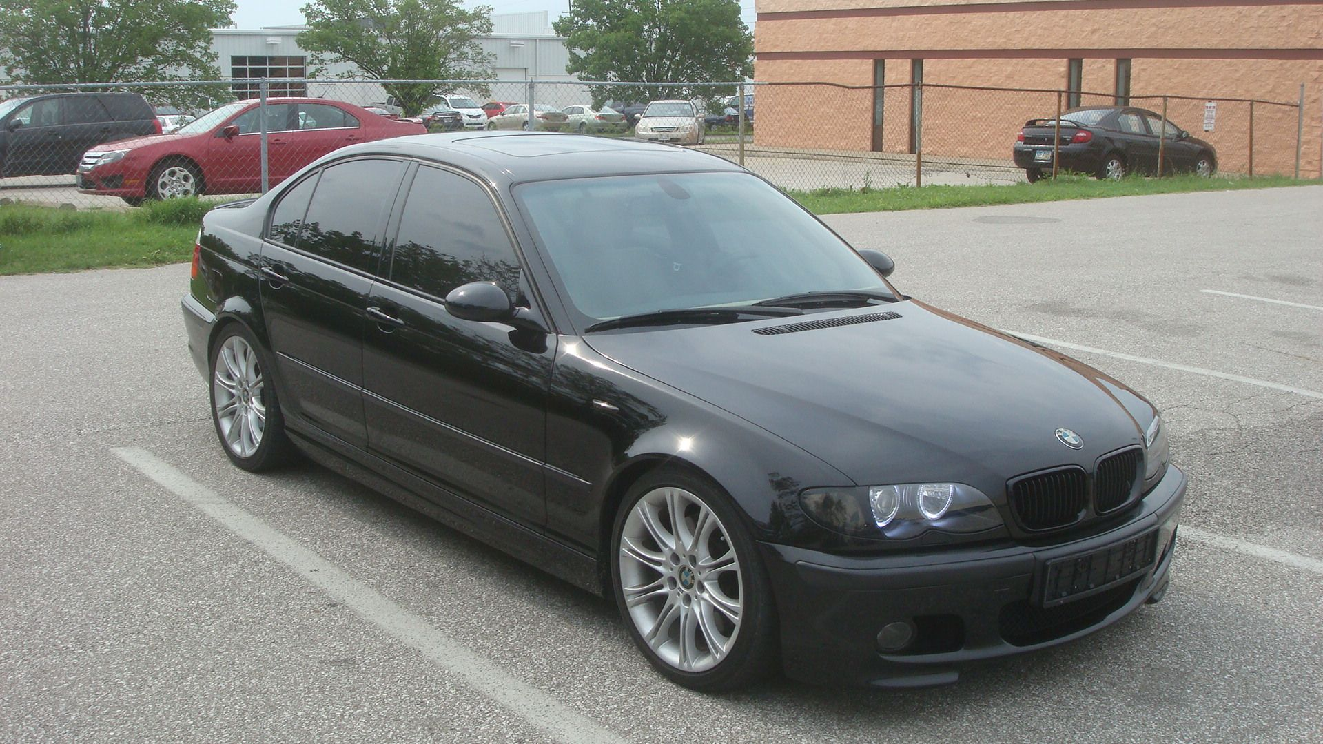 hight resolution of 2005 bmw 330i zhp