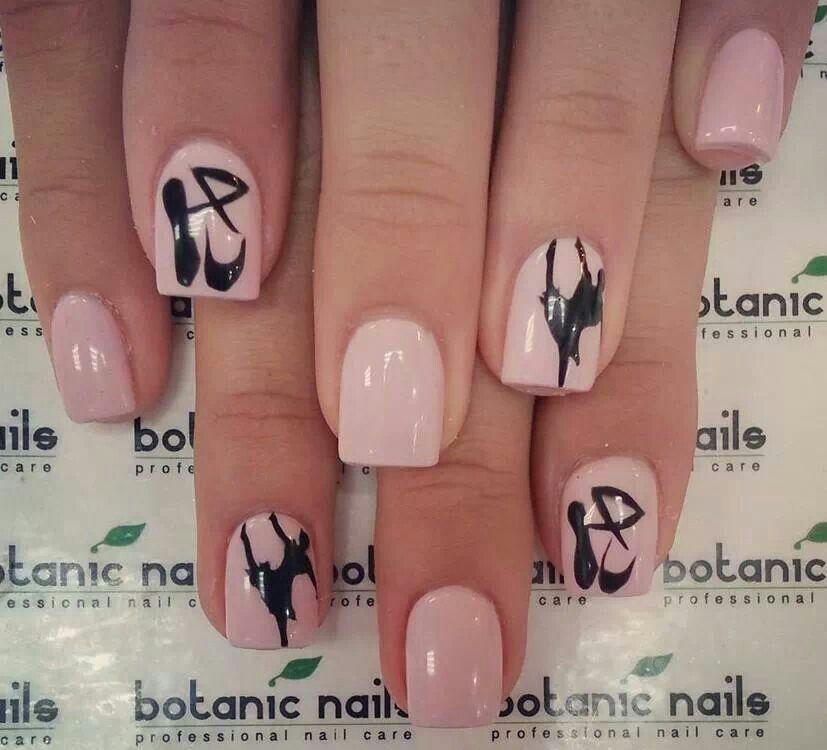 Ballet | Nails | Pinterest