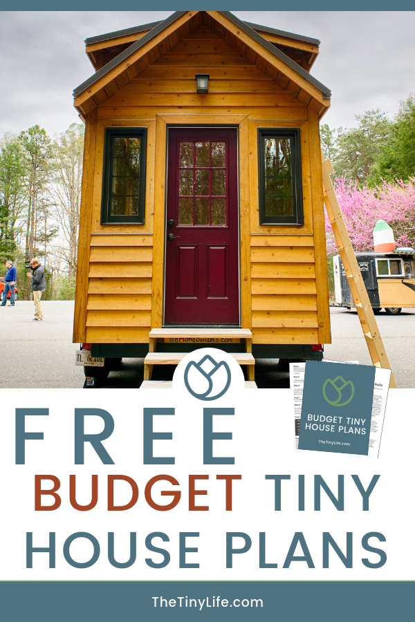 Budget Tiny  House  Free Plans  DIY and Home  Improvement