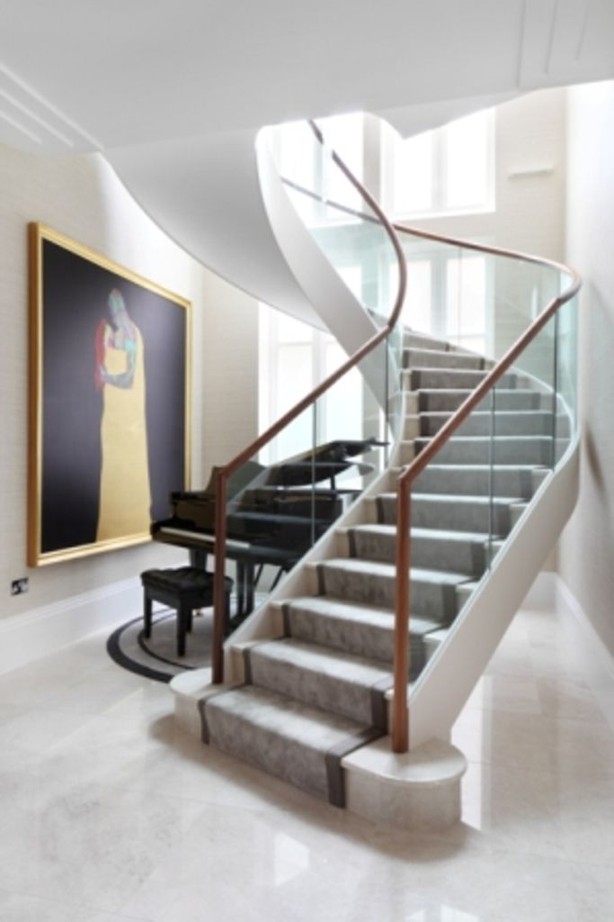 THE STUDIO AT HARRODS - The Studio at Harrods | Stairs ...