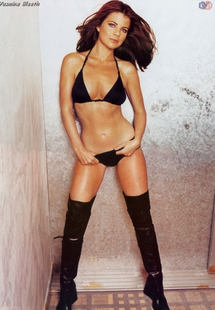 Yasmine Bleeth Born 14 June 1968 5 5 127 Lbs Baywatch