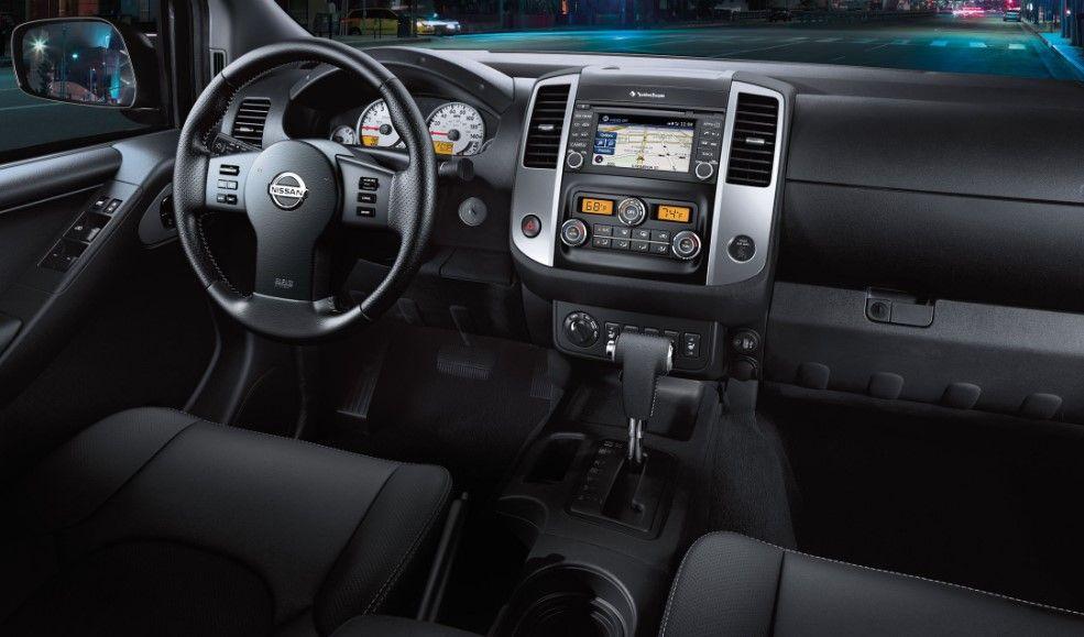 2020 Nissan Frontier Interior Nissan Xterra 2014 Nissan