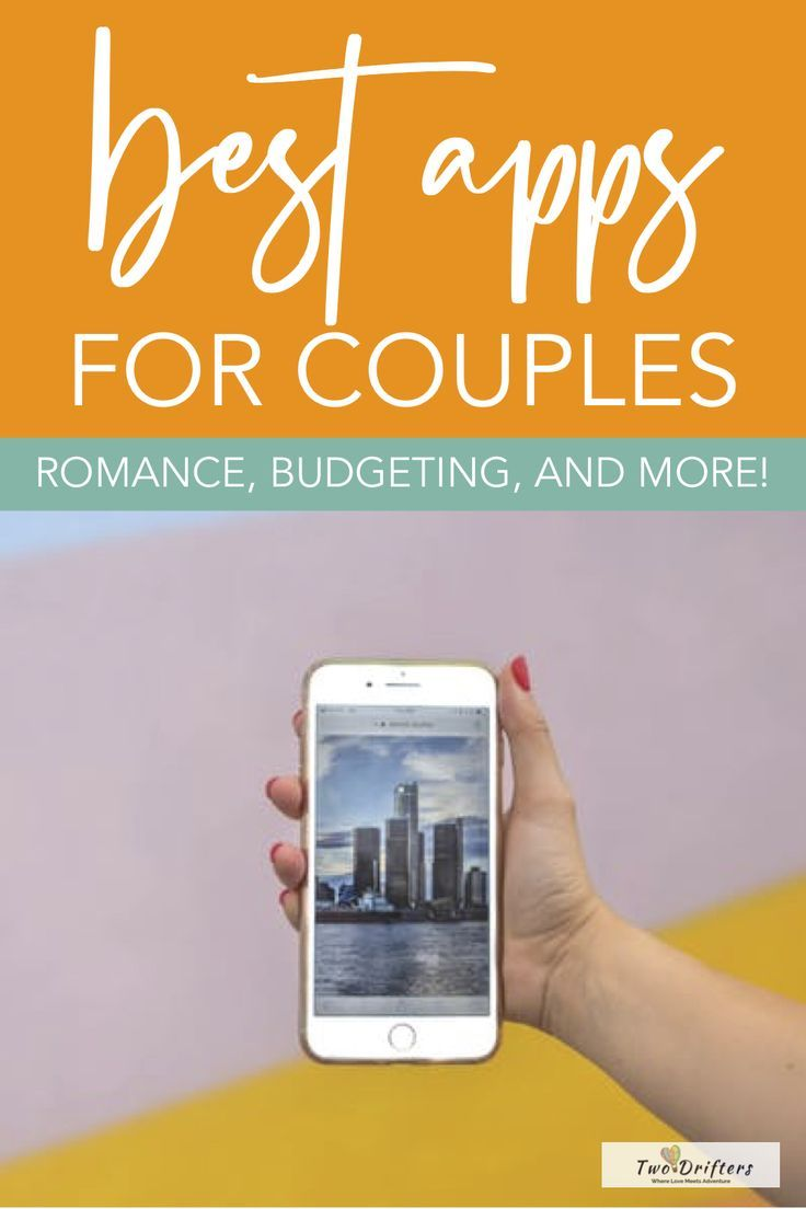 The 6 Best Apps for Couples For Budgeting, Romance, and