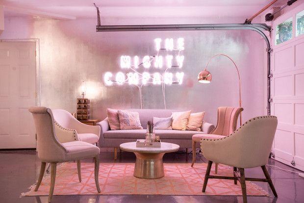 The Most Stylish Offices of 2017 | Pink neon sign, Luxury office and ...