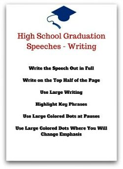 Short Graduation Speech Examples  Yahoo Image Search Results