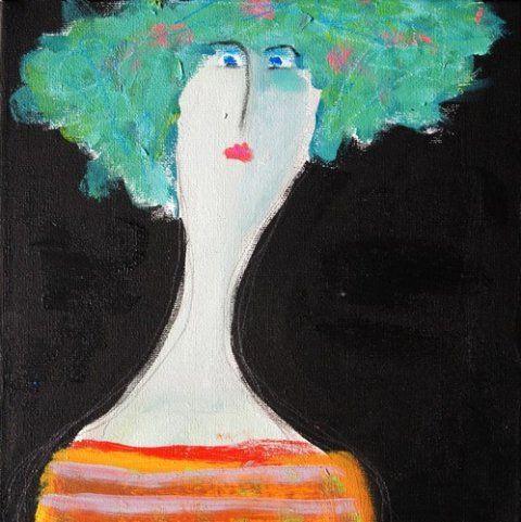 Arteffect kunstner Charlotte Eland