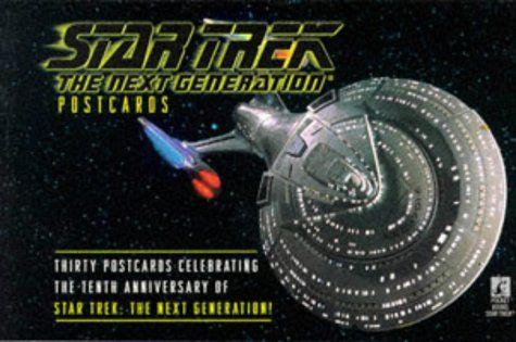 Star Trek Postcards @ niftywarehouse.com #NiftyWarehouse #Geek #Gifts #Collectibles #Entertainment #Merch