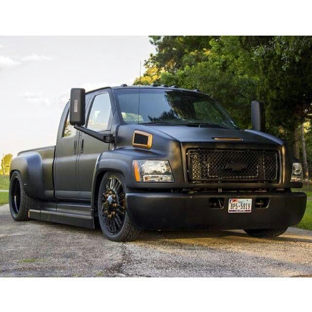 Chevy Kodiak Dually Chevy Trucks Big Trucks Chevrolet Trucks
