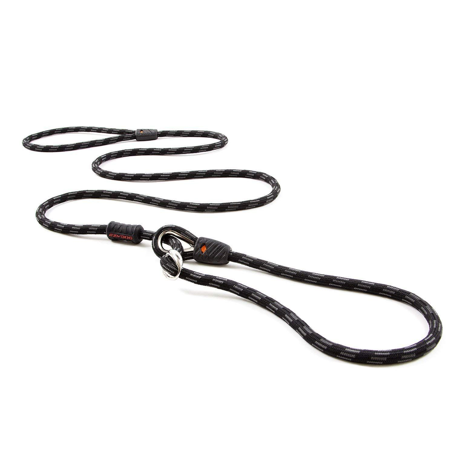 Ezydog Luca Leash All In One Slip Collar Leash Combo For