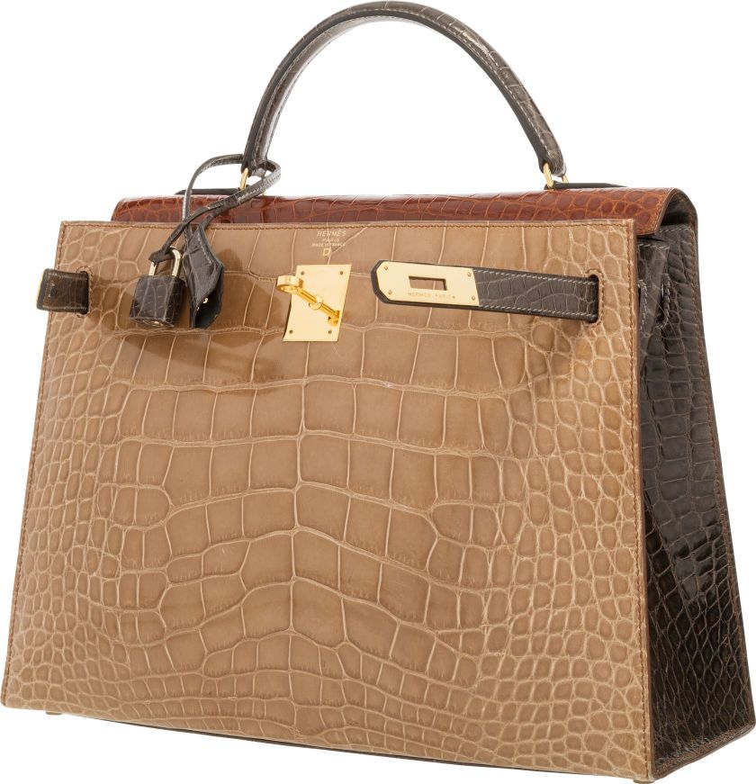 Luxury Accessories:Bags, Hermes Special Order 32cm Shiny