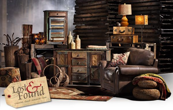 Lost And Found Collection At Furniture Row Rustic Goodies