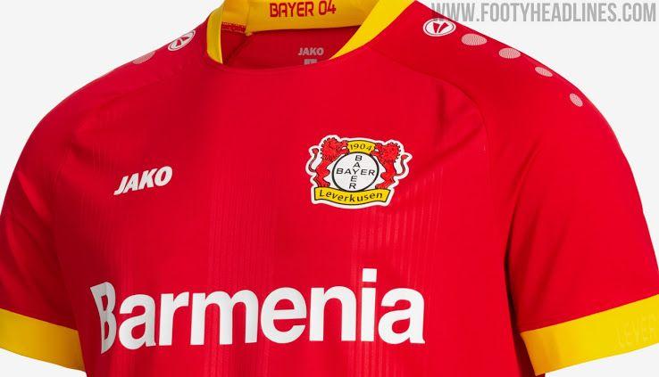 Bayer Leverkusen 20-21 Away Kit Released - Footy Headlines ...