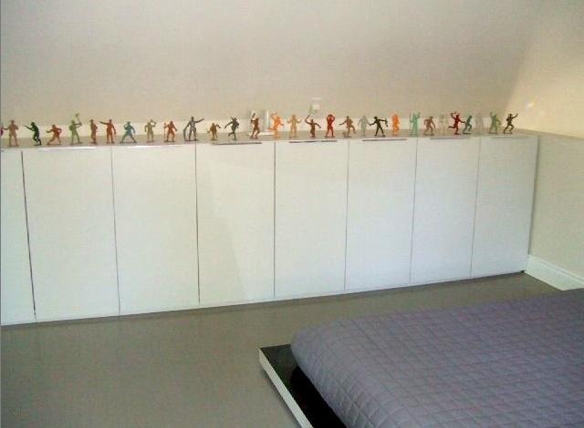 Block Board For Wardrobes ~ Wardrobe half height pax ikea cut in and