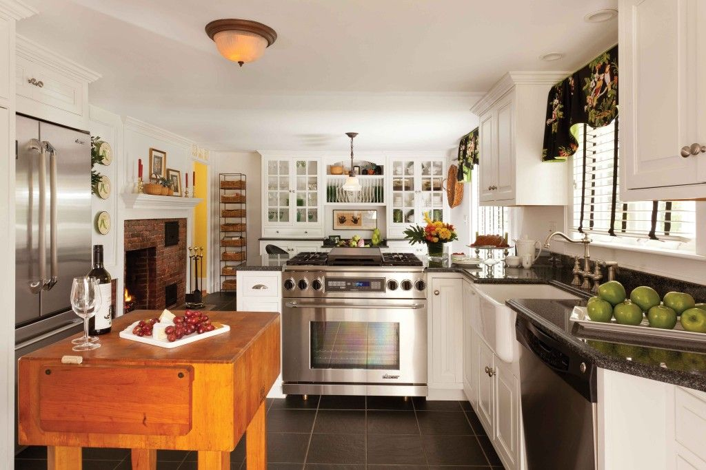 Local professionals prove even small kitchens can