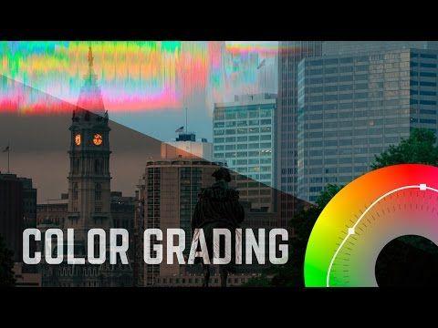 How To Color Grade Video With Lumetri Color Premiere Pro Cc