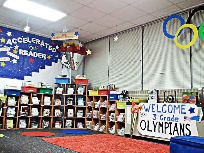 olympic themed classroom Sports theme classroom, Olympic