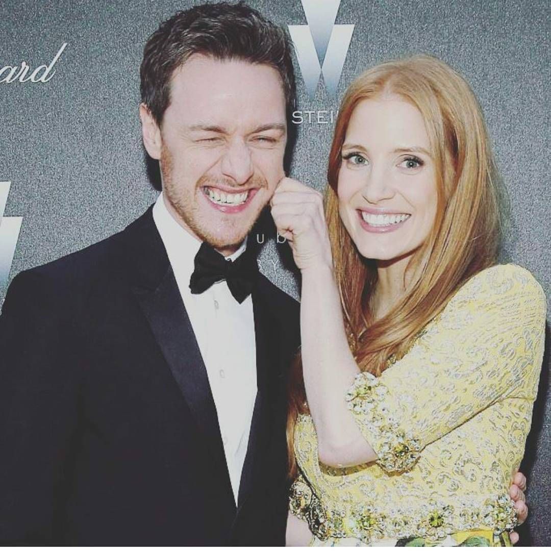 In a social media post, JessicaChastain confirmed that