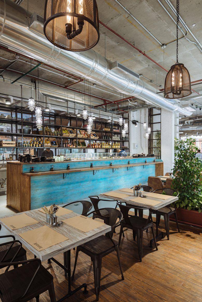 Eatery restaurant u cooking school cairo karim elassal