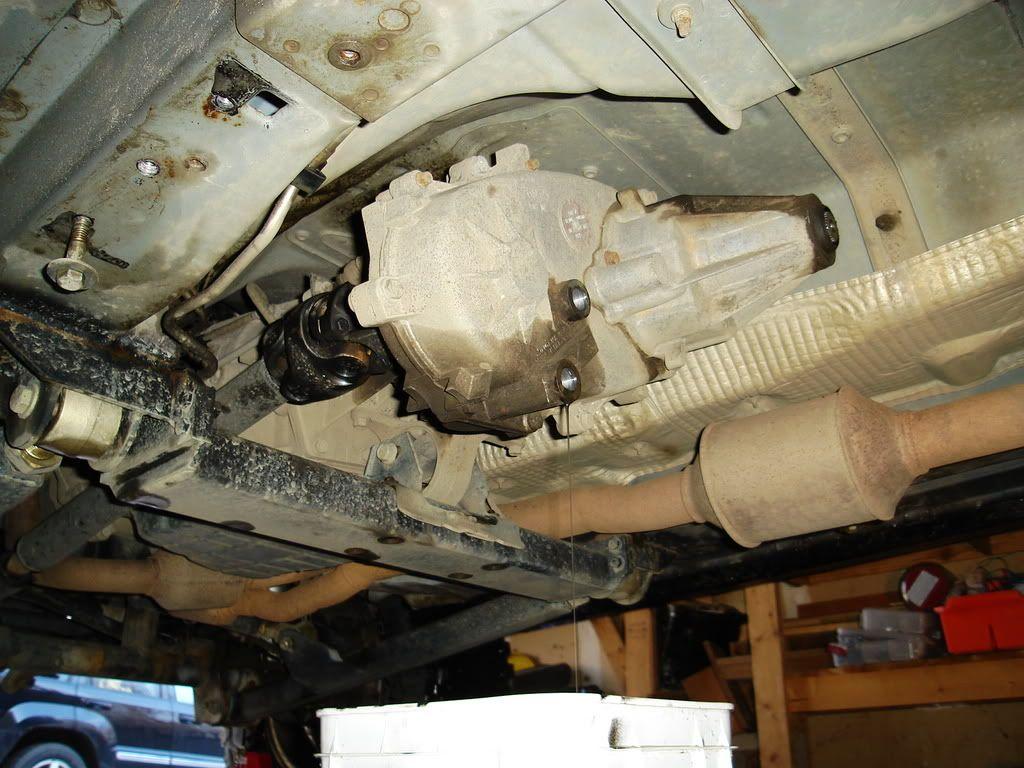 Jeep WJ 247242HD Swap Jeep wj