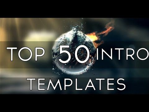 top 50 2d & 3d intro templates sony vegas pro – rkmfx | intros, Powerpoint templates