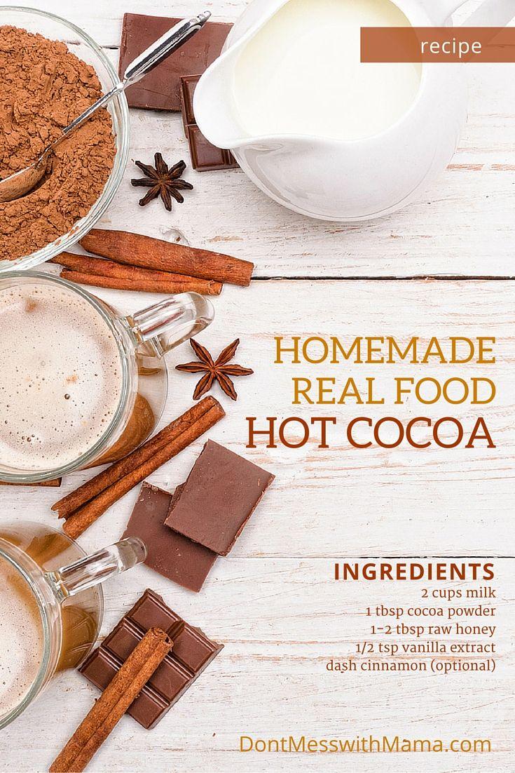 Homemade hot chocolate recipe homemade hot chocolate hot homemade hot chocolate recipe homemade hot chocolate hot chocolate recipes and healthy skin forumfinder Choice Image