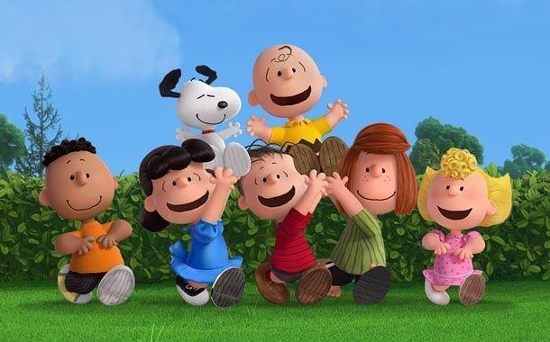 Novo filme de Snoopy e Charlie Brown | Snoopy, Papel de parede do ...