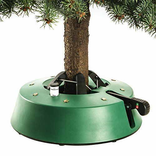 InstaTree Large Fast Easy Christmas Tree Stand Holds tree up to 9