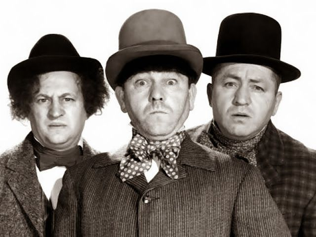 THE HISTORY OF THE THREE STOOGES