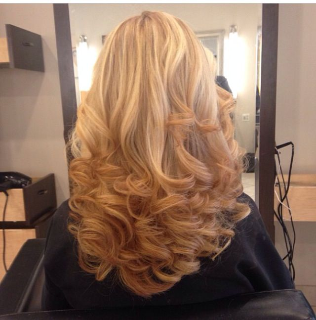 reverse ombre light dark ombr