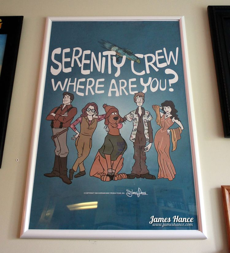 firefly-and-scooby-doo-mashup-art-by-james-hance