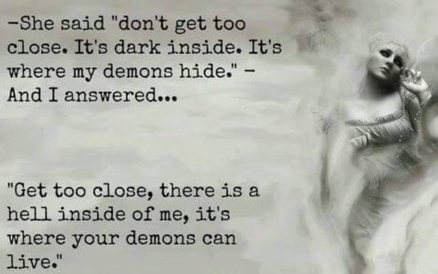 My Dark Love Dark Thoughts Dark Love Deep Thoughts