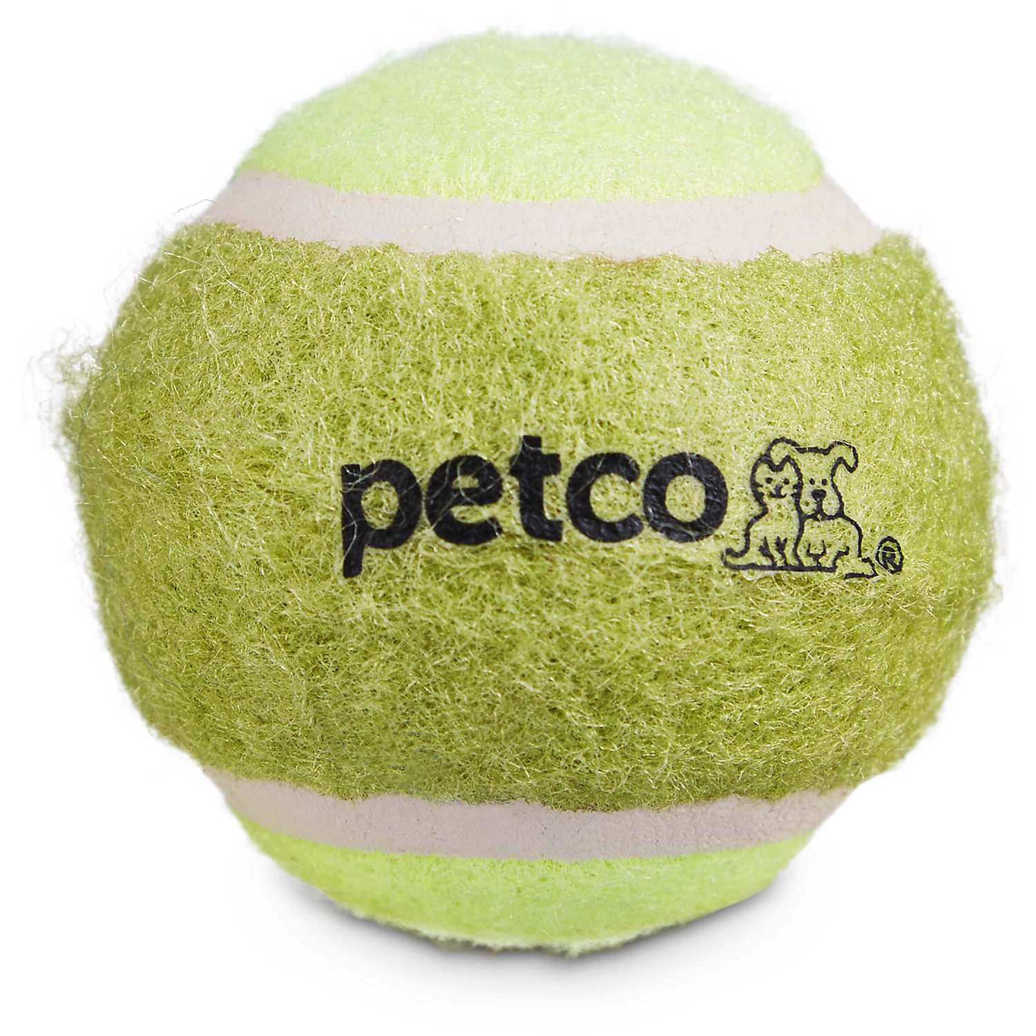 Tennis Ball Dog Toy Set In Assorted Colors 2 Dog Toys Dog