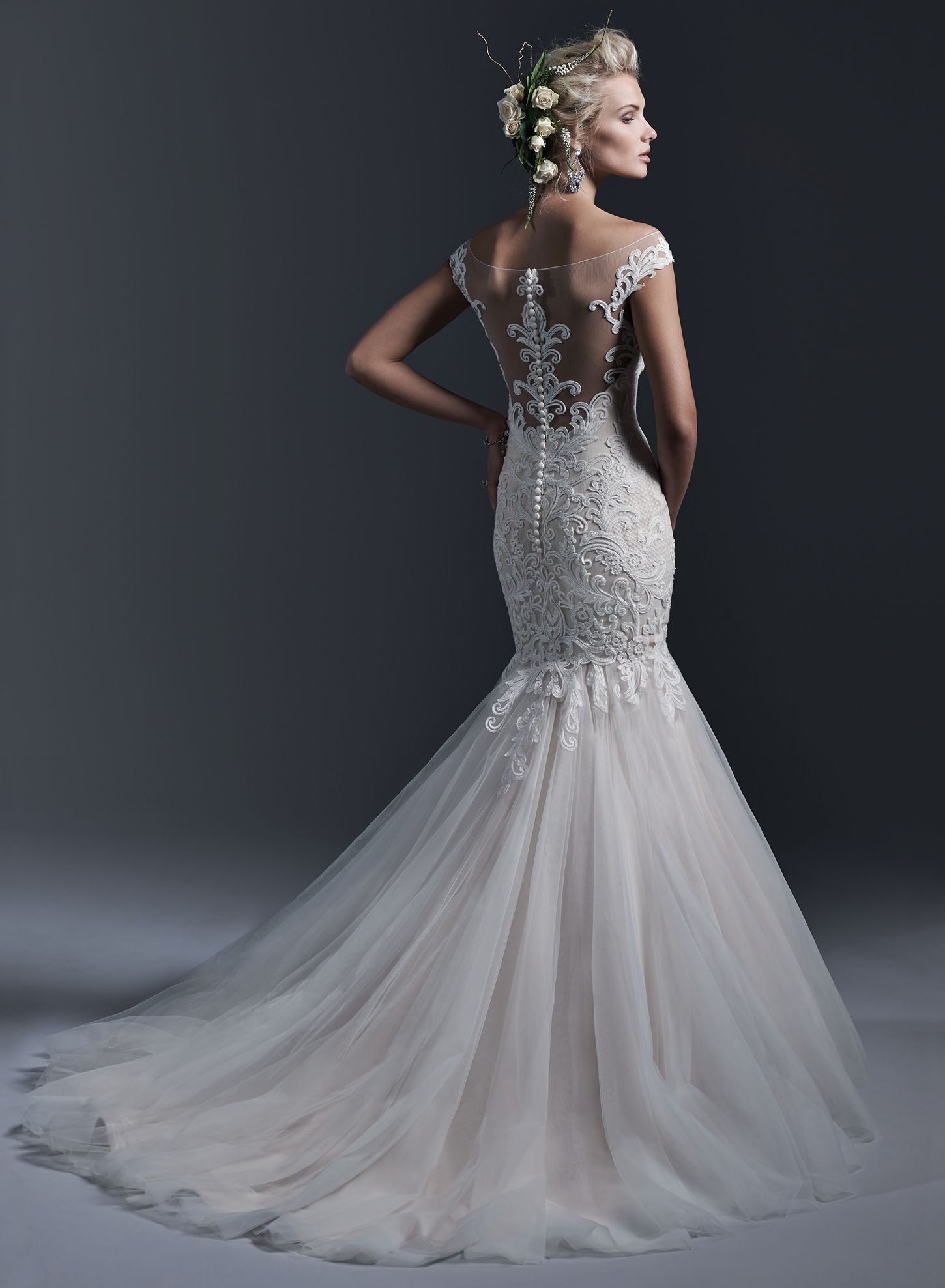 Maggie Sottero Wedding Dresses | Couture bridal, Bridal boutique and ...