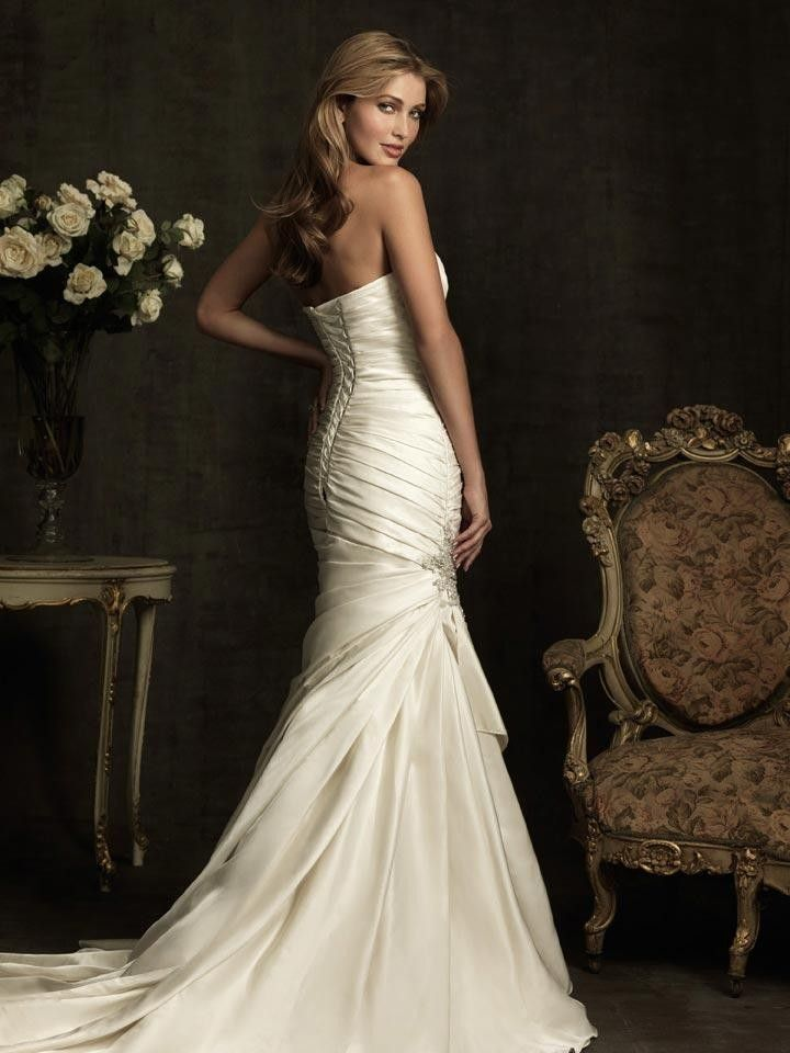 corset wedding dress - The Elegant Corset Wedding Dresses ...