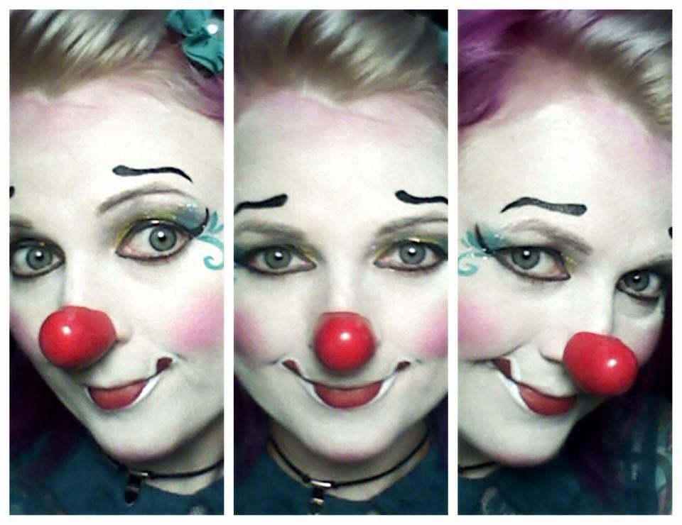 cute clown faces - 960×740