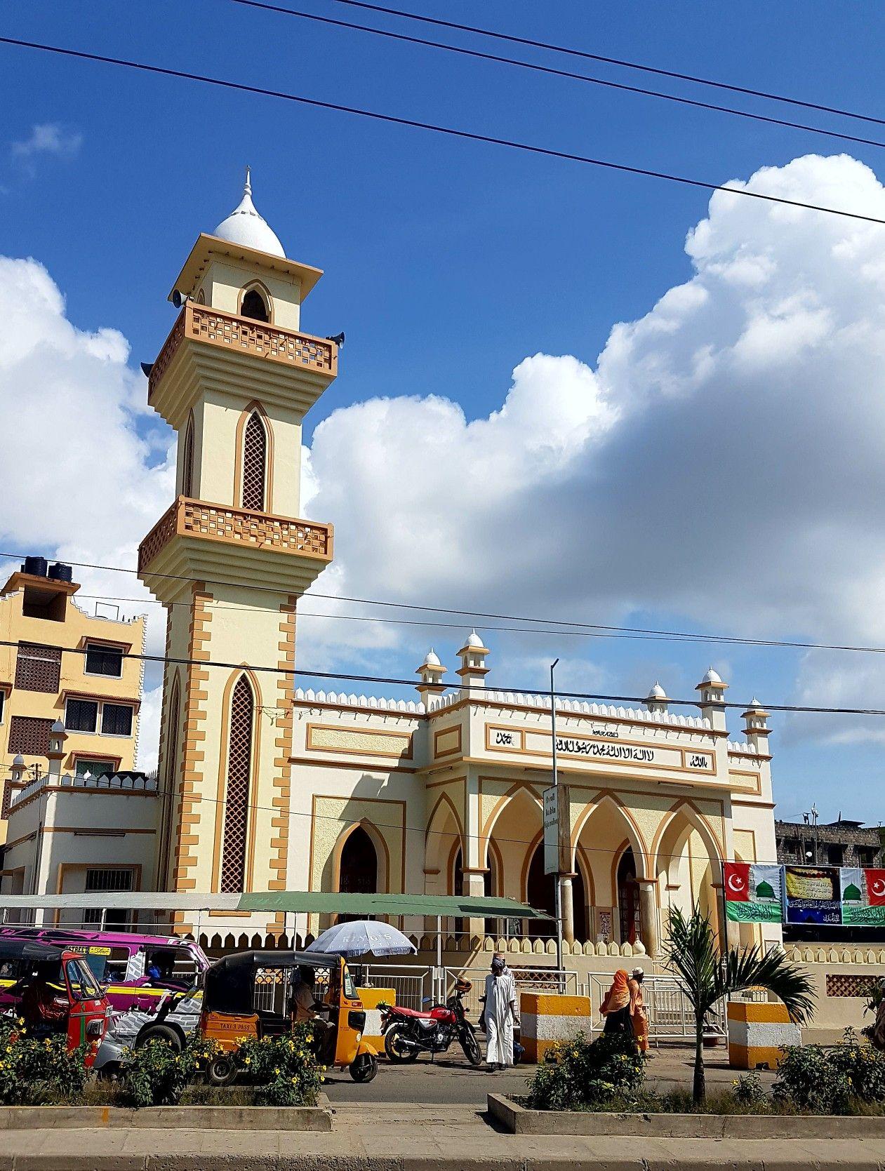 Masjid Nur Bondeni Mombasa Island   Mombasa Mosques   Mombasa, San