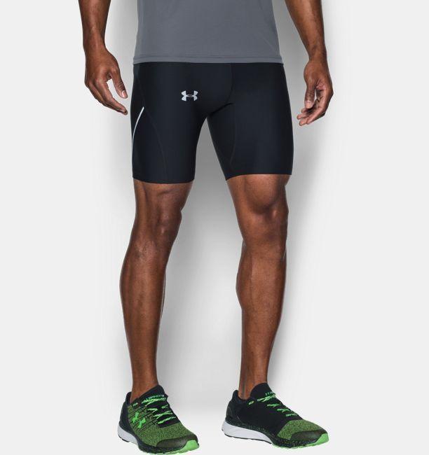 addc327d0d264 Men's UA Run True Half Tight-Under Amour Men's running shorts, half tights,  compression shorts, running, athletic wear, sports wear, men's fitness