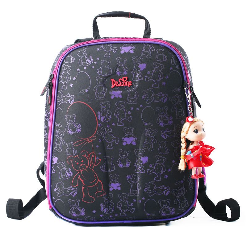 2017 High Quality Girls Primary School Backpacks Children School ...