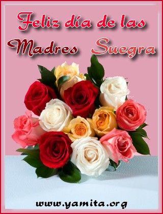Feliz Dia De Las Madres Suegra Con Imagenes Feliz Dia De La
