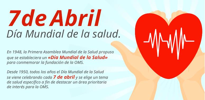 7 De Abril D U00eda Mundial De La Salud Dia De La Salud