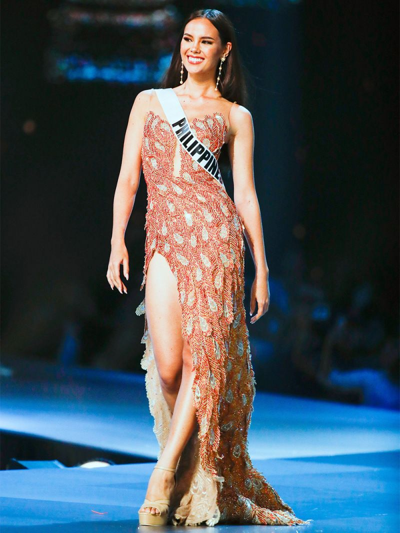 Miss Universe 2018 Evening Gowns — PICS Miss universe